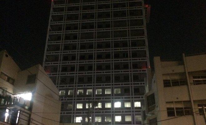 NHK放送技術研究所 食堂