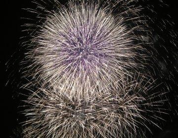 夏だ!花火だ!二子玉川花火大会!玉川高島屋で古奈屋のカレーうどんと屋上庭園で夕涼み♪