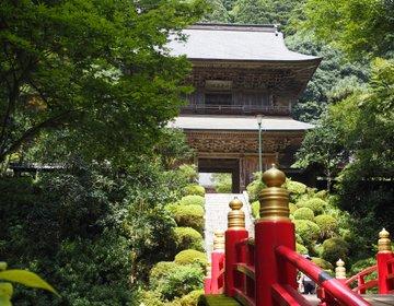 吉永小百合さんになりきっちゃお!CMで話題の北関東の古刹!芭蕉もすごした地「雲厳寺」に行ってみた♪