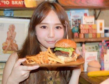 町田でウワサ!「JAMI JAMI」の本格ハンバーガー♡ 7段バーガーのインパクトがヤバすぎ!?