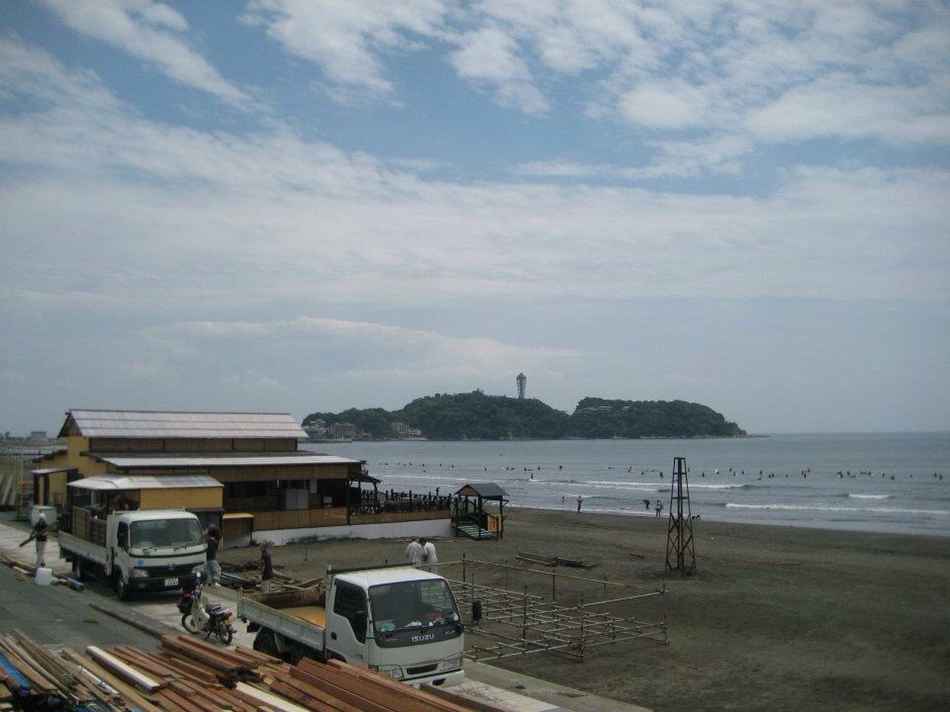 【湘南の聖地】江ノ島海岸から江の島神社へ。奥津宮からの眺めを堪能しよう!