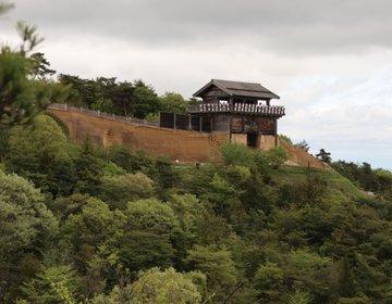 岡山ドライブ前編 謎の要塞「鬼ノ城」をめぐって、B級グルメ「えびめし」を食べる!