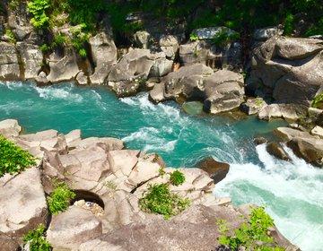 【世界遺産と渓谷の絶景】東北に行ったら絶対に行きたい!一ノ関駅から巡るみちのくの旅