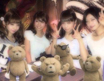 【新宿でツインテール女子会】アリスのレストランで夢の国
