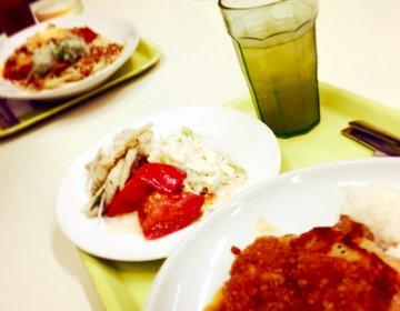【学食ランキング1位】現役東洋大生のススメ!東洋大学の学食3選