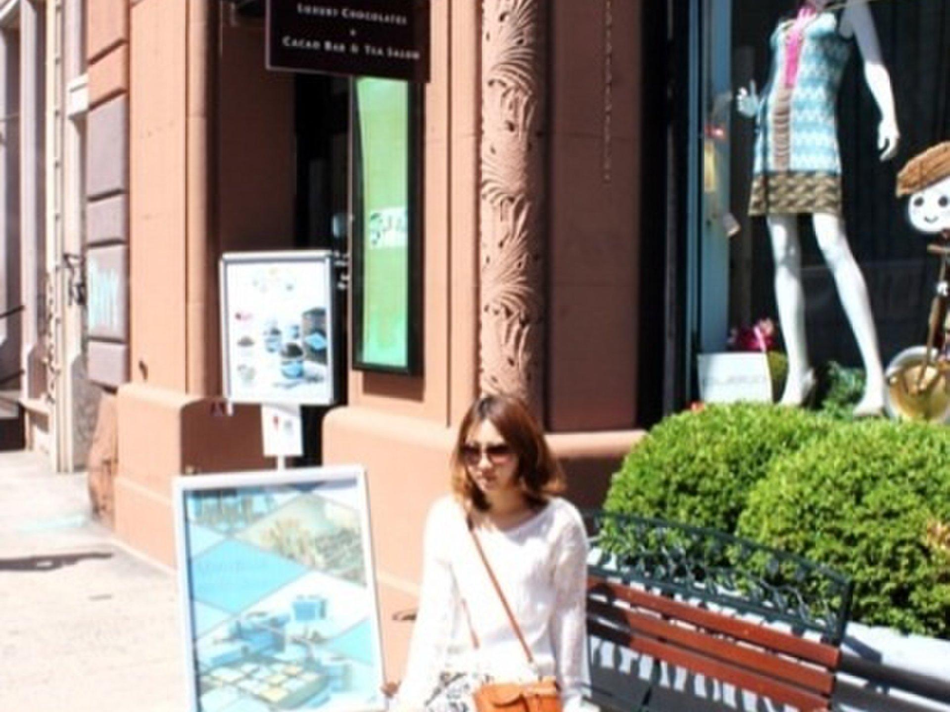 【ニューヨーク】大人気チョコ≪マリベルSOHO店☆≫激可愛カフェでティータイム&お勧め土産大公開‼︎