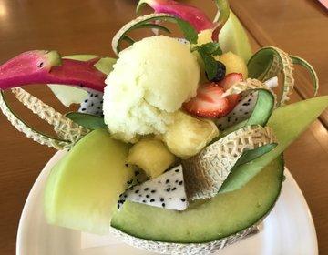 北陸・石川県【金沢】の、人気の海鮮丼や、フルーツパフェ、そしてアイスにかける醤油とは?
