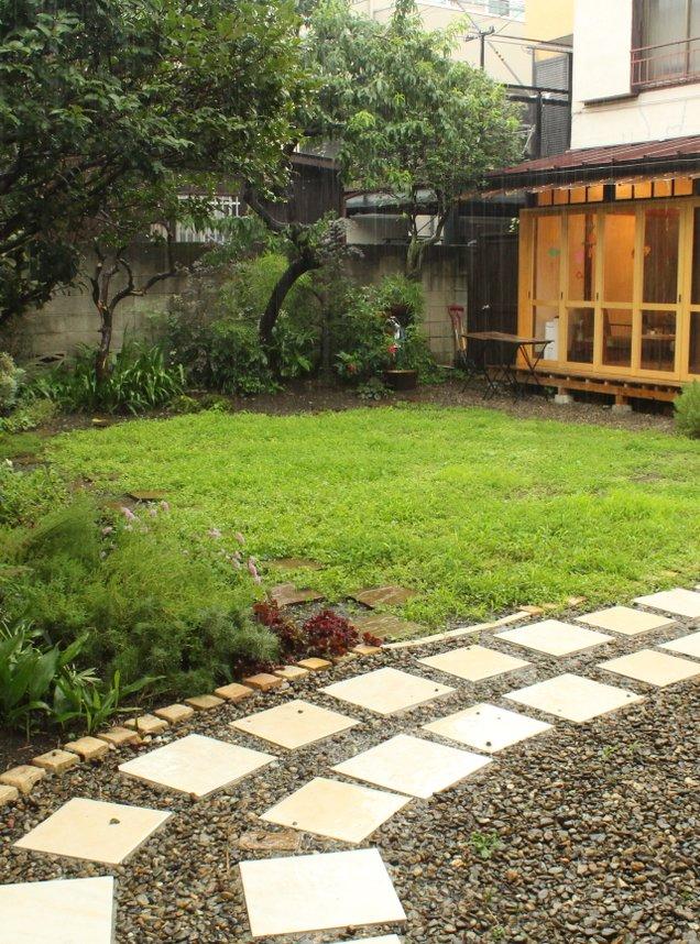 庭の家のカフェひだまり