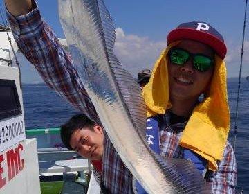 ハマってしまう休日プラン!千葉の東京湾で船釣りが最強すぎる♡