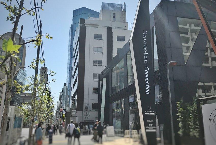 メルセデス・ベンツ・コネクション TOKYO (Mercedes-Benz Connection)