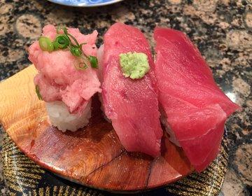 【鳥取地魚回転ずし!】鳥取にあるのに北海道?!境港直送。おいしい新鮮な魚の寿司を楽しむ!