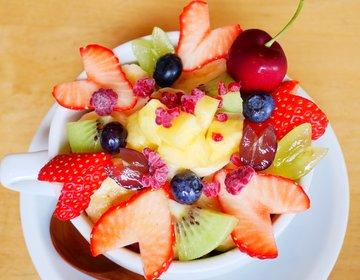 アサイーボウル人気発祥の店☆旬の果物どっさり♡カフェイーナ【軽井沢・モーニング】