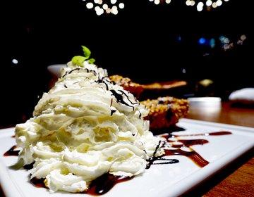 鬼ホイップクリーム♡新宿三丁目のオススメフレンチトーストを食べに【TOKYO  KITCHEN】へ