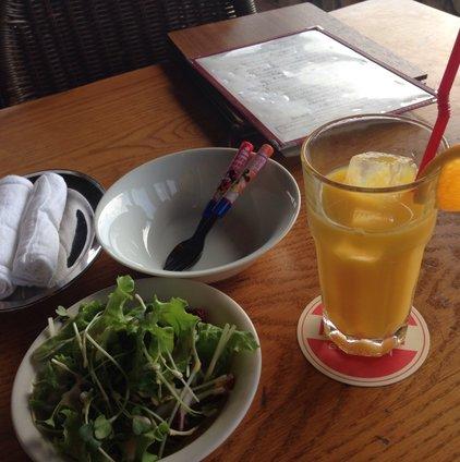 レストラン Main
