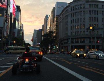 都内でリアルマリオカート!アキバカートで東京の一般道を爆走しよう!