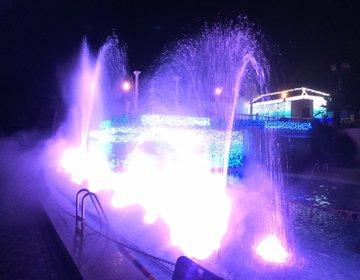 【冬こそ千葉の屋内プールでイルミネーションデート!?】22時まで営業×渋滞なしの神デートプラン