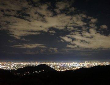 【札幌】車の中から夜景がみられる秘密のデートスポット