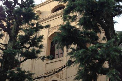 神戸ムスリムモスク(回教寺院)
