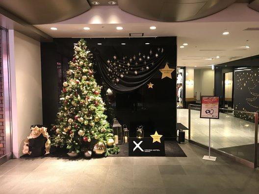 クロスホテル大阪