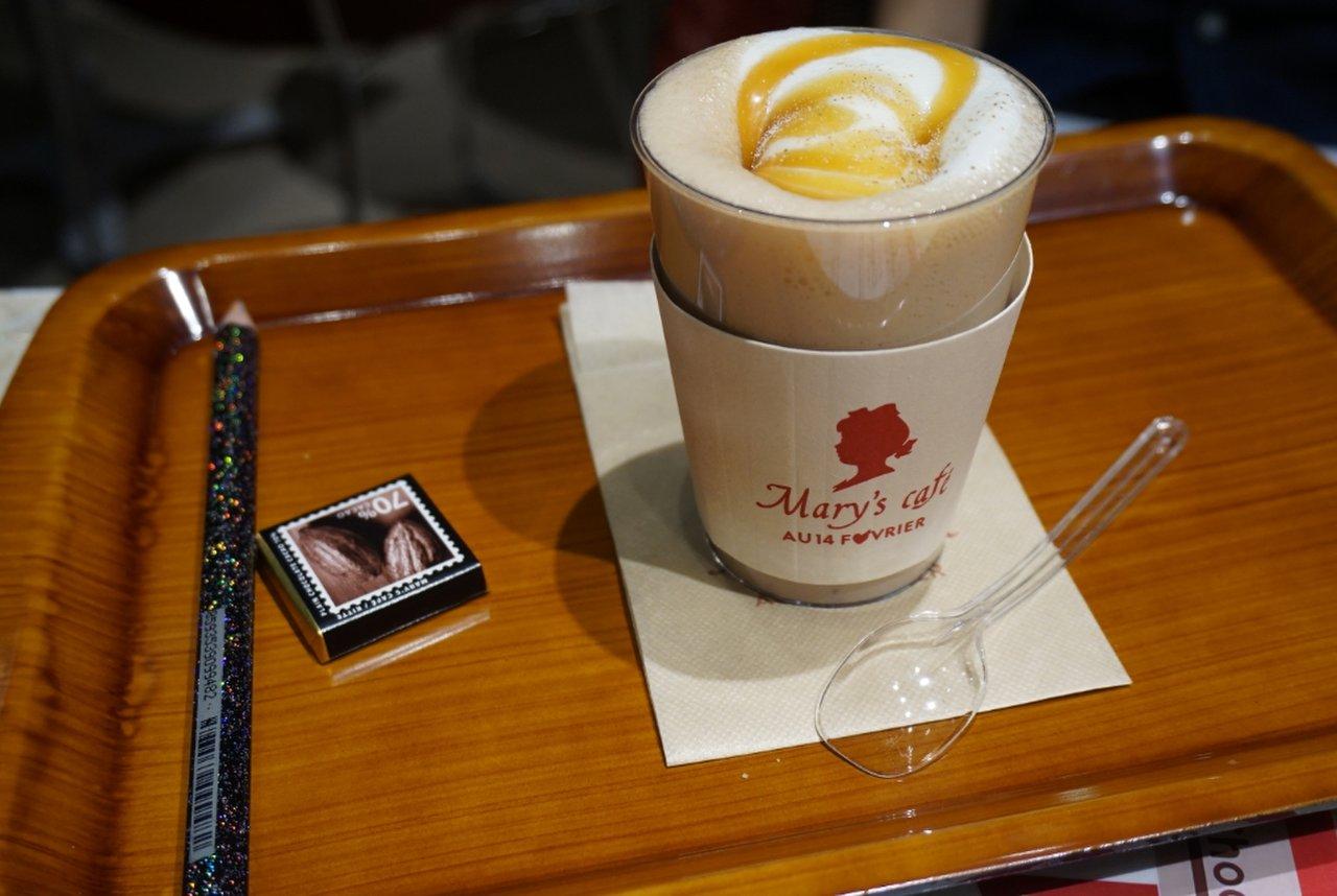 メリーズ カフェ