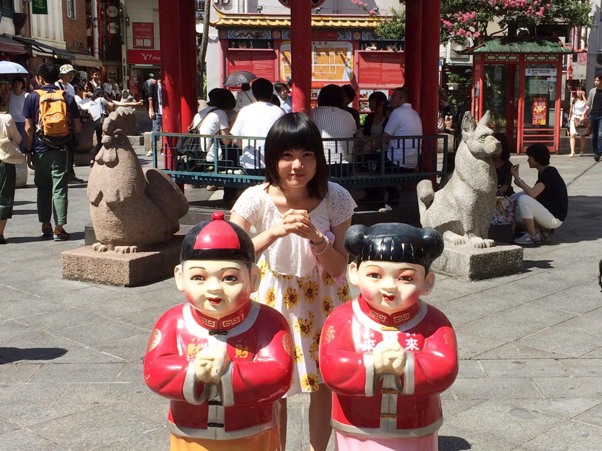 神戸の人気観光地・南京町で食べ歩きデート♡日本三大中華街でコスパ抜群の本格中華を満喫!