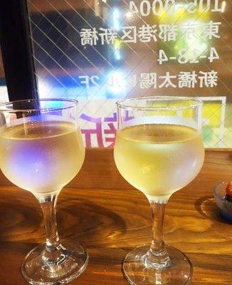 立飲みワイン酒場 瓶(ボトル)
