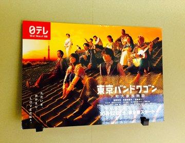 【あのドラマ東京バンドワゴンのロケ地で有名】伊能忠敬の末裔のカフェ遅歩庵 いのうへ!