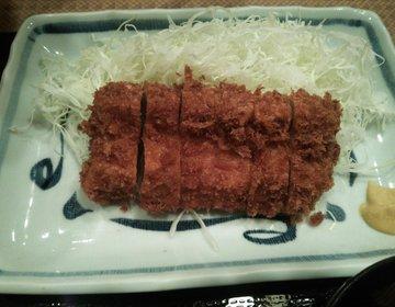 天ぷらに!トンカツ!赤羽のいけ増で豪華和食を堪能する!