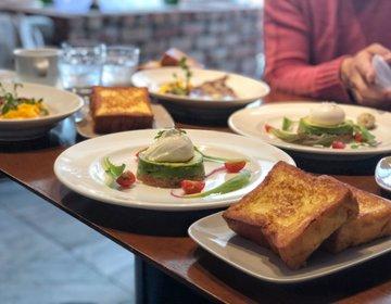 【子連れに優しい】銀座おすすめカフェ・おしゃれ海外雰囲気♡おすすめフレンチトースト
