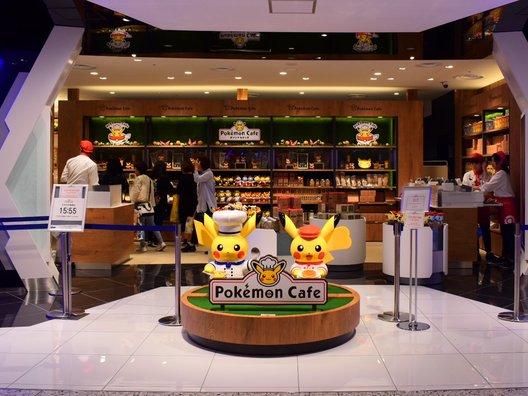 ポケモンセンターオーサカDX & ポケモンカフェ