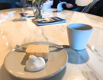 【北浜・カフェ】理想の時間がここにある!フレーバーコーヒーと中之島の絶景を眺めながらブレイクタイム♡
