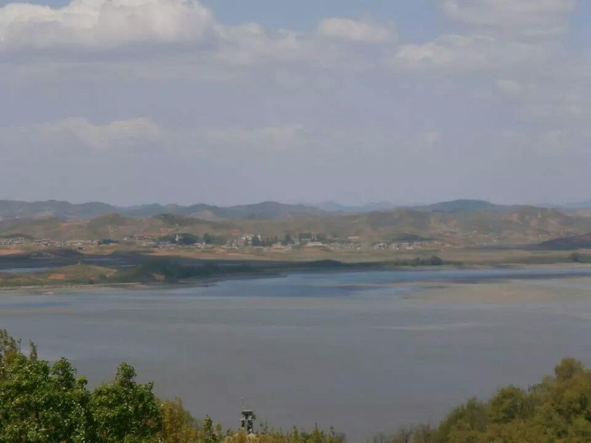 【韓国ソウル郊外】オドゥ山統一展望台から北朝鮮を覗き見!