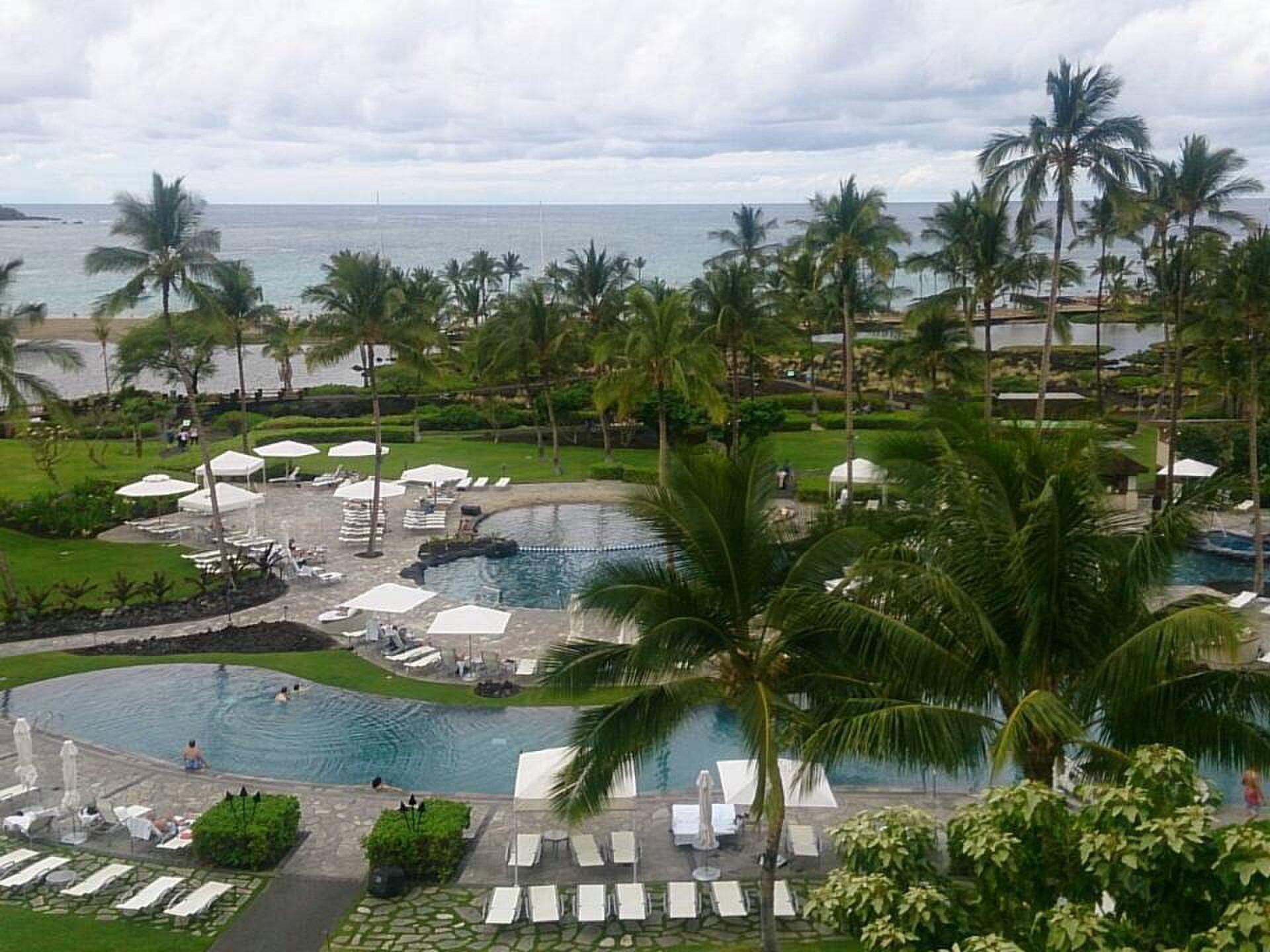 ハワイ島で泊まるならここ!人気のワイコロア・ビーチ・マリオット・リゾート&スパに泊まってみた