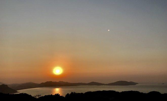 能古島展望台
