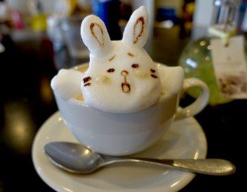 【原宿カフェ】世界に1つだけの3Dラテアートを求めに。オリジナルラテアートを頼めるすごいカフェ