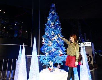 【ジョイポリス・冬のオススメ・まったりデート】お台場♡おすすめデート♡あったかい♡ジョイポリ
