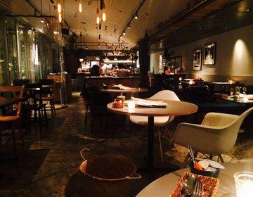 【あえて夜にGOOD MORNING CAFEに行ってみた!】逆に、雰囲気が良くて美味しく大満足!!
