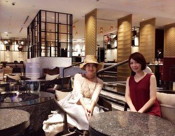 雅叙園東京にニューオープンしたランチブッフェへ行ってきた!目黒のオススメランチ。ホテルブッフェ