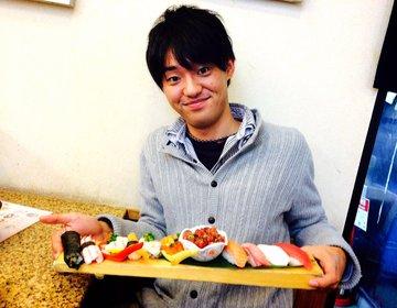 回転寿司なのにレーンが回らない!?旬のお魚を「毎朝金沢から直接仕入れている」回転寿司 鮮