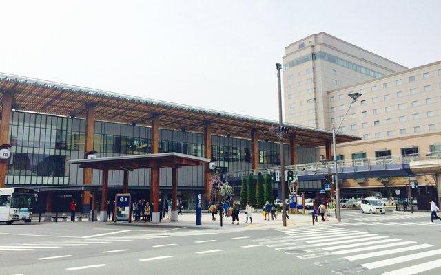 長野駅 (Nagano Sta.)