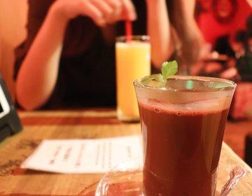 夜23時まで入れるインスタ映えカフェ!渋谷「and people udagawa」