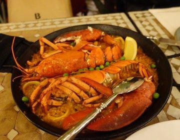 【ドバイに来たら五つ星ホテルに行かなきゃ!】美味しいスペイン料理は日本人にも大人気