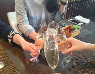 優雅な昼シャン女子会でバースデーサプライズ大成功☆のあとは渋谷で一番有名なカフェでまったり♡