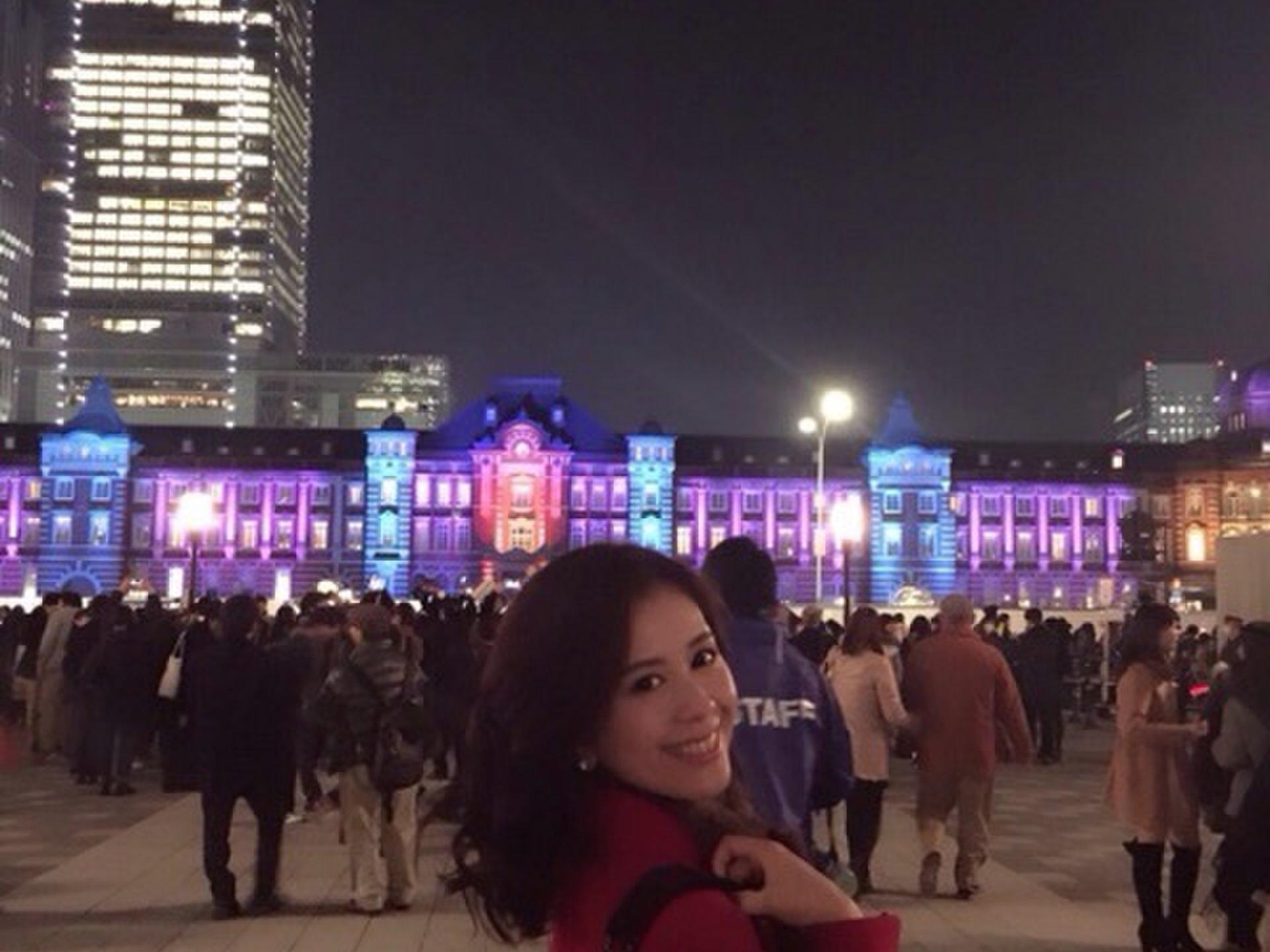 東京でおすすめデートプラン!開業100周年イベント!東京ミチテラス2014のイルミネーション情報♪