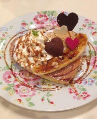 ミーズパンケーキ 原宿店