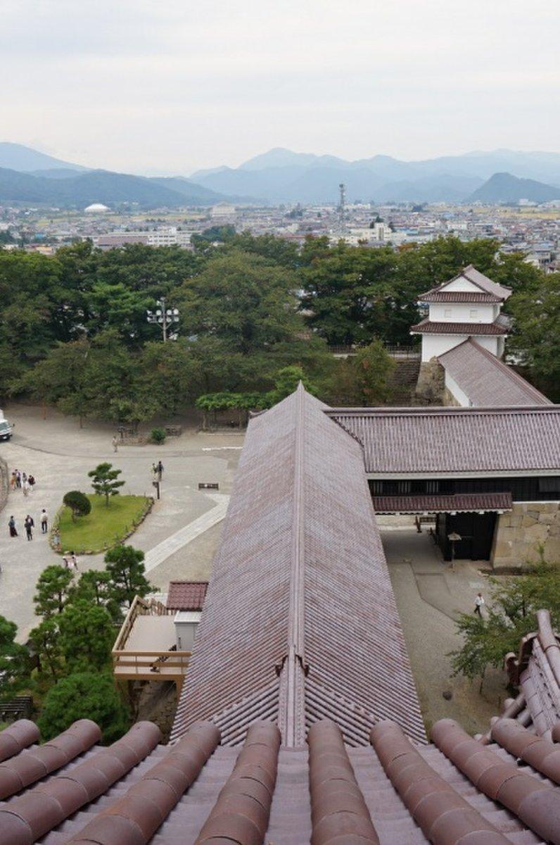 鶴ケ城公園