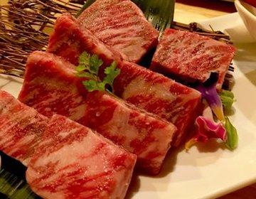 渋谷駅から近い美味しいお肉と鮮魚のお店を発見!溶岩焼き最高★