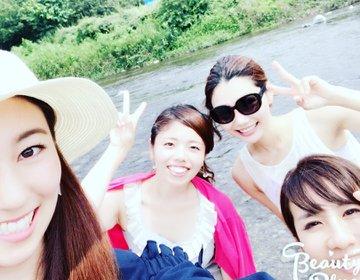 【大人なBBQ】ワインと美味しいお肉♡ 新宿から1時間!大自然の秋川渓谷へ行こう!