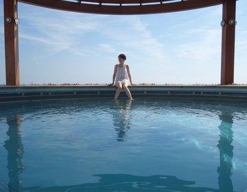 【一生に一度は行ってみたいお風呂「泉の湯」】に行ってみた。ダイヤモンドプリンセスにある展望浴場