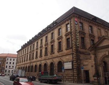 プラハ発 DB博物館(ニュルンベルク)経由 ハイデルベルク行き